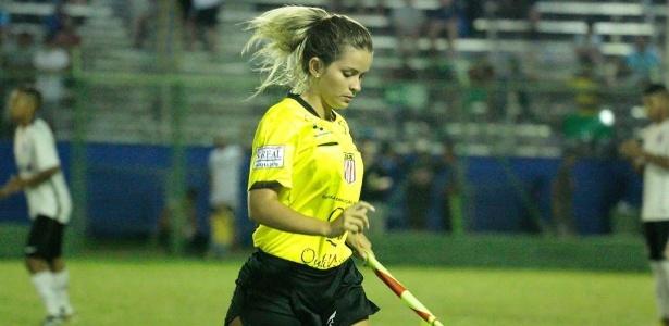 Suelen sonha trabalhar na primeira divisão do Campeonato Paulista
