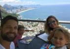 Saiba como Diego, craque do Flamengo, leva a vida no Rio de Janeiro - Reprodução Instagram