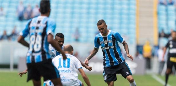 No ano passado, Grêmio entrou como favorito e parou no Novo Hamburgo na semifinal