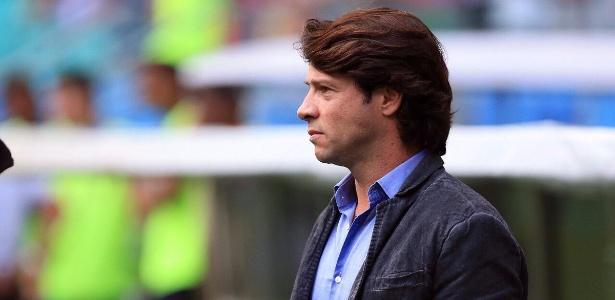 Em dois jogos como interino, Preto Casagrande tem um empate e uma vitória no Bahia