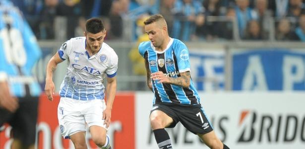 Luan, 24 anos, tem oferta do Spartak Moscou e deve deixar o Grêmio