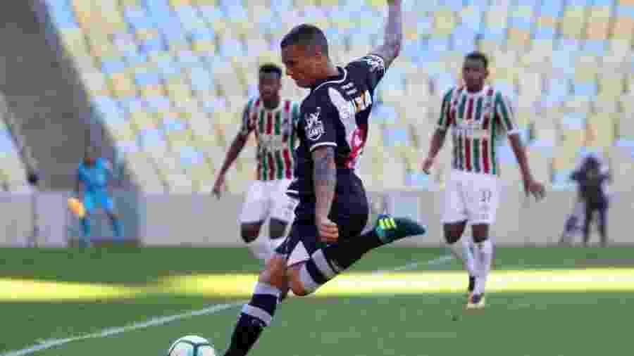 Ramon está afastado dos gramados desde novembro de 2018, mas tem esperança em renovar - Paulo Fernandes/Vasco.com.br