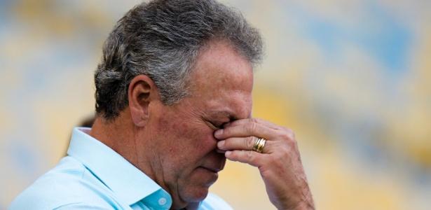 Flu teve incidente no retorno ao Rio