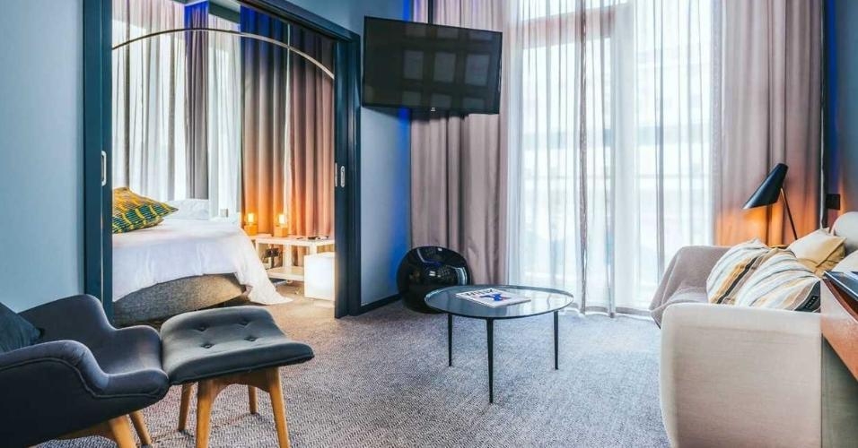 Pestana CR7, o hotel do craque Cristiano Ronaldo, na Ilha da Madeira