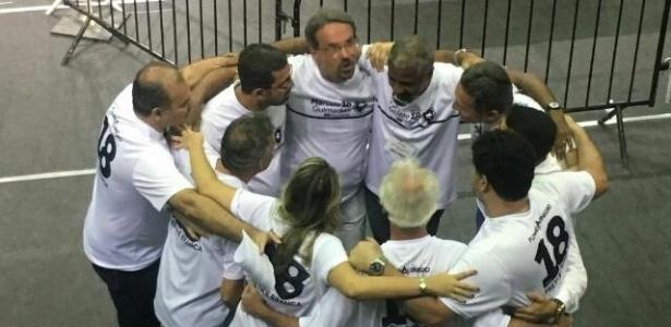 Marcelo Guimarães promete oposição presente no próximo triênio na política do Botafogo - Divulgação
