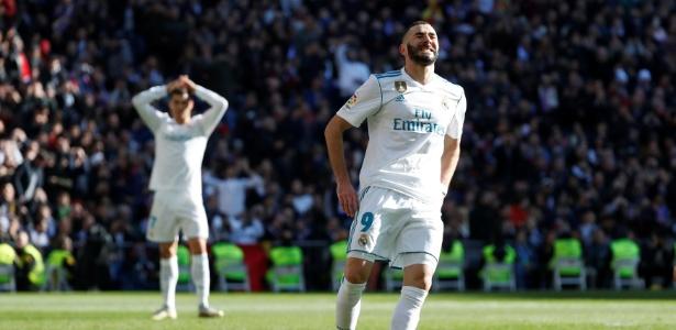 Benzema deve deixar o Real Madrid no meio deste ano - PAUL HANNA/REUTERS