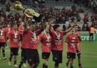 Base do Sub-23 campeã estadual se torna protagonista no Atlético-PR - Reprodução