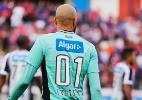 Fã de Ceni, ele usa a 01 no Ceará e sonha com gol de falta - que quase saiu - Divulgação/CearaSC.com