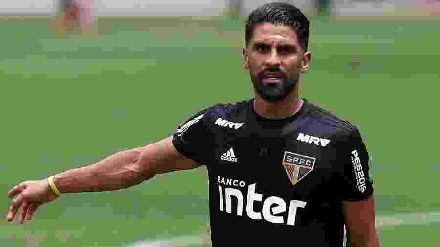 Tréllez, atacante do São Paulo - Marcello Zambrana/AGIF