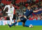 Na despedida de Rooney, jovens brilham e Inglaterra vence EUA em amistoso - JOHN SIBLEY/Action Images via Reuters