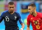 Bélgica lidera e Brasil termina o ano em terceiro lugar no ranking da Fifa - Alexander Hassenstein/Getty Images