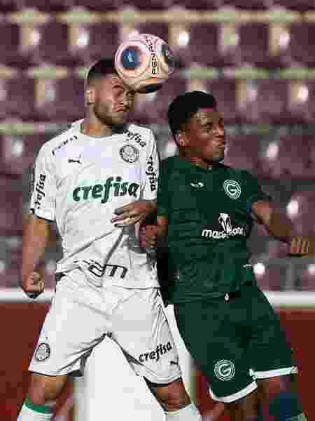 Palmeiras e Goiás se enfrentaram na terceira fase da Copinha - Fabio Menotti/Divulgação