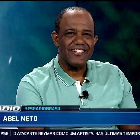 Abel Neto no Fox Sports: jornalista fica no Esporte do Grupo Disney até 2023 - Reprodução/Fox Sports
