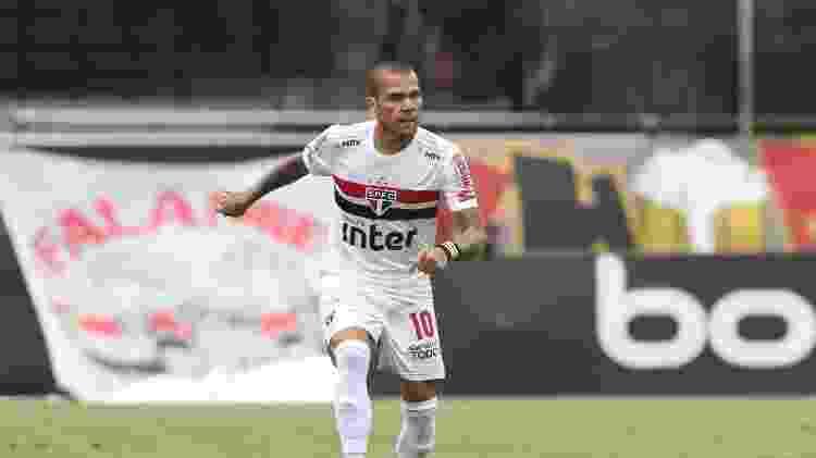 Daniel Alves, meio-campista do São Paulo - Rubens Chiri / saopaulofc.net - Rubens Chiri / saopaulofc.net