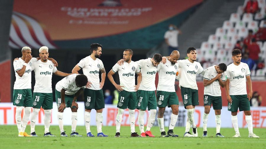 Campeão da Libertadores, o Palmeiras foi apenas o 4ºcolocado no último Mundial de Clubes da Fifa - Fadi El Assaad - FIFA/FIFA via Getty Images