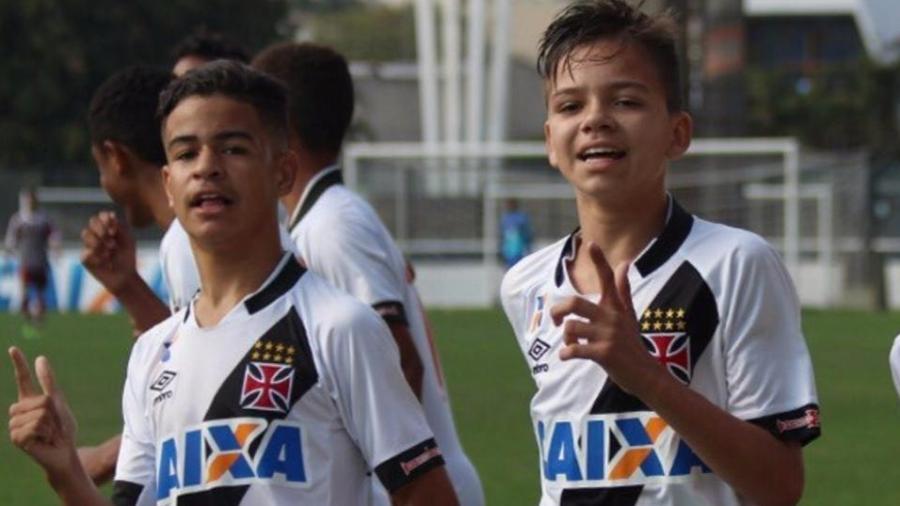 Pai de Miguel afirma que não sabia nem assinou acordo de Fluminense e Vasco por 30% dos direitos - Paulo Fernandes / Vasco