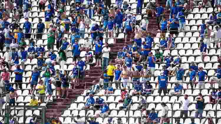 cruzeiro - Bruno Haddad/Cruzeiro - Bruno Haddad/Cruzeiro