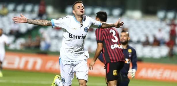 Luan é artilheiro do Grêmio na temporada e vive expectativa de propostas