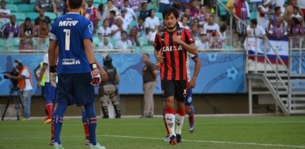 Bahia e Vitória brigam por uma vaga na grande decisão do Campeonato Baiano - Francisco Galvão/Site oficial do Vitória