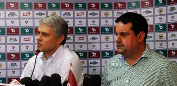 """Presidente Peter Siemsen falou em """"reencontro"""" com a torcida no Maracanã"""