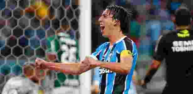 Pedro Geromel - Lucas Uebel/Grêmio - Lucas Uebel/Grêmio