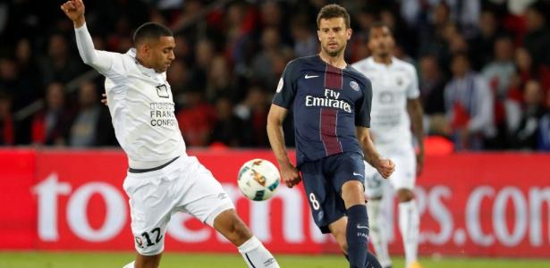 Thiago Motta exaltou a qualidade de Neymar como jogador