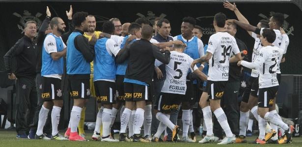 Desde 2003, sempre que venceu o primeiro turno, Corinthians foi campeão brasileiro