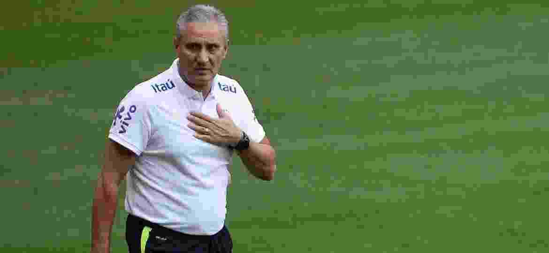 """Tite vai aproveitar passagem pela Rússia para checar condições da """"casa"""" do Brasil na Copa do Mundo - Pedro Martins/MoWa Press"""