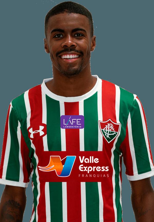 Matheus Alessandro, meia do Fluminense