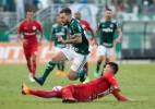 """""""Não podemos ser prejudicados todo jogo e aplaudir"""", reclama vice do Inter - Daniel Vorley/AGIF"""