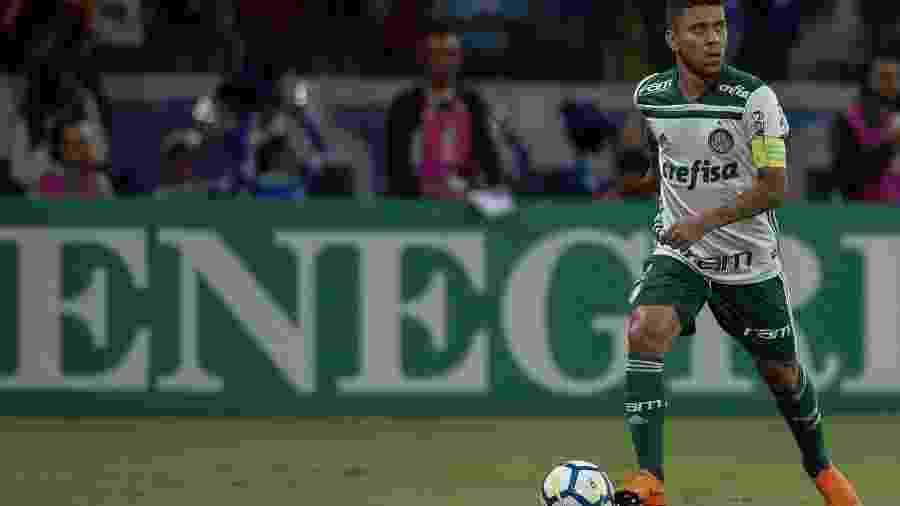 Marcos Rocha saiu machucado do clássico contra o São Paulo - Pedro Vale/AGIF