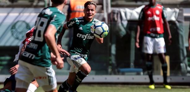 Artur sofreu com lesões em 2018 e jogou pouco pelo Palmeiras - Ale Cabral/AGIF