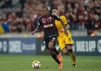 Marcelo Cirino tem lesão moderada e deve ficar um mês fora do Atlético-PR - Jason Silva/AGIF