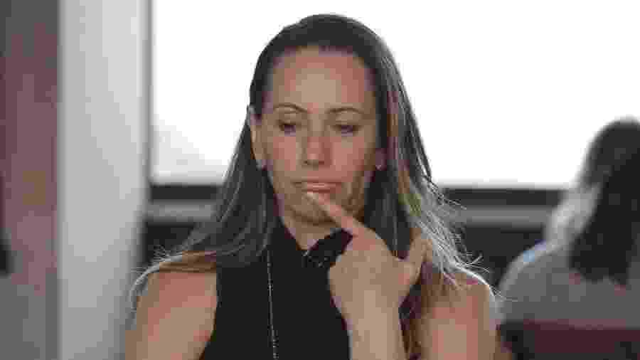 Ana Paula do vôlei concede entrevista ao UOL em São Paulo - Paulo Camilo/UOL