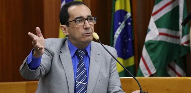 Jorge Kajuru foi eleito senador por Goiás nas eleições de 2018