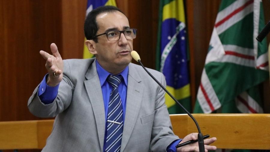 Jorge Kajuru divulgou conversa com o presidente Jair Bolsonaro - Alberto Maia/Divulgação