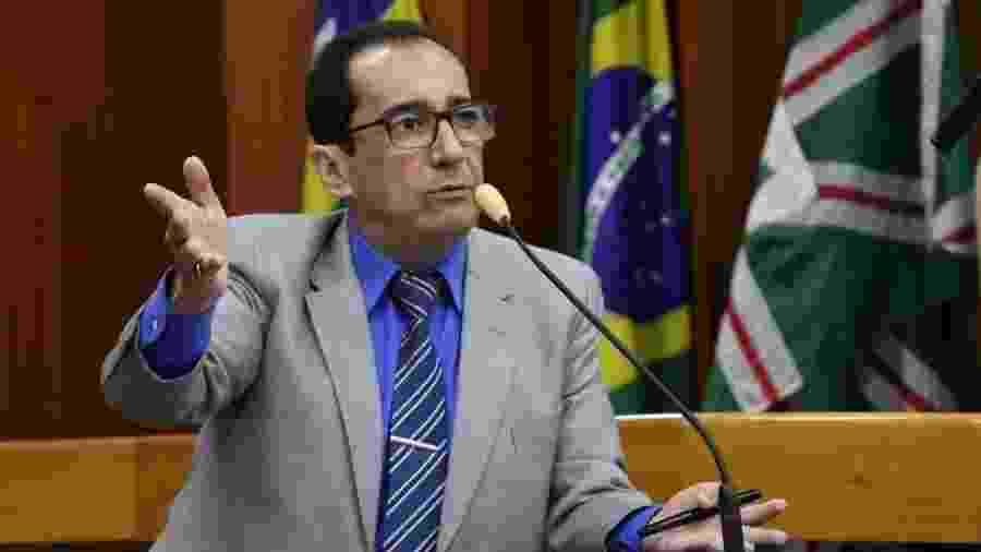 Jorge Kajuru foi eleito senador por Goiás nas eleições de 2018 - Alberto Maia/Divulgação