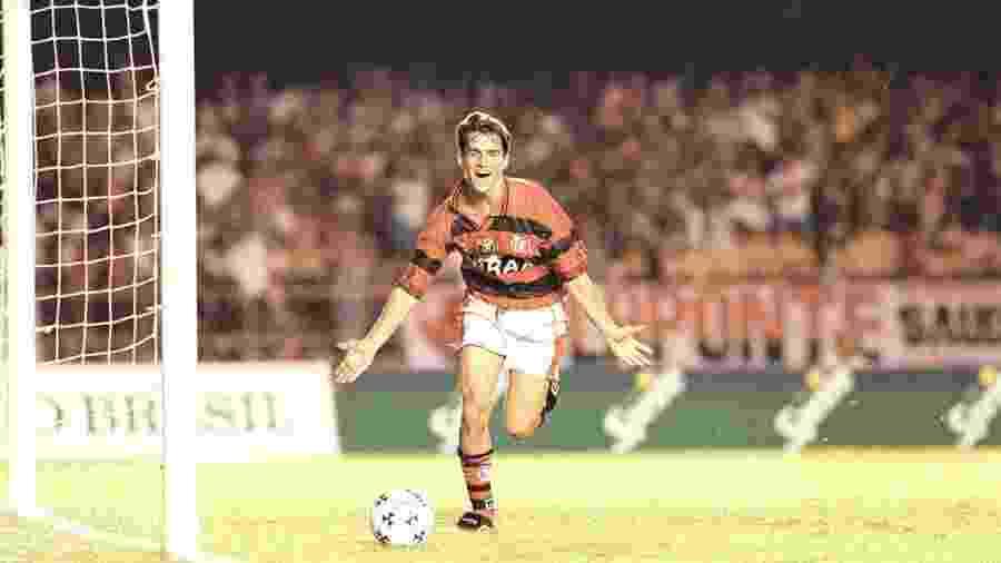 Sávio era um dos ídolos daquele time - Patrícia Santos/Folha Imagem