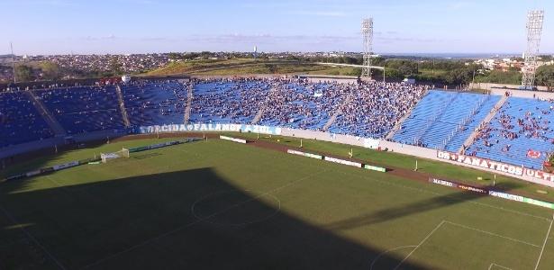 Reprodução/TV Londrina EC