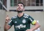 Empates mantêm vantagem do Palmeiras no Brasileirão; veja gols do domingo