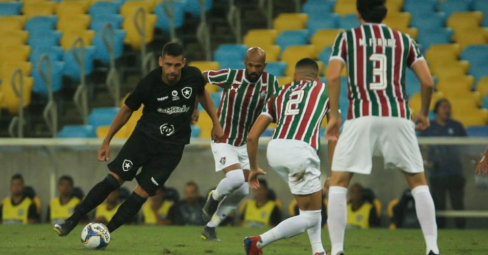 Diego Souza Fluminense Botafogo Campeonato Carioca