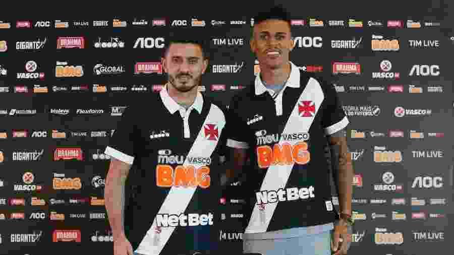 Rafael Ribeiro / Site oficial do Vasco