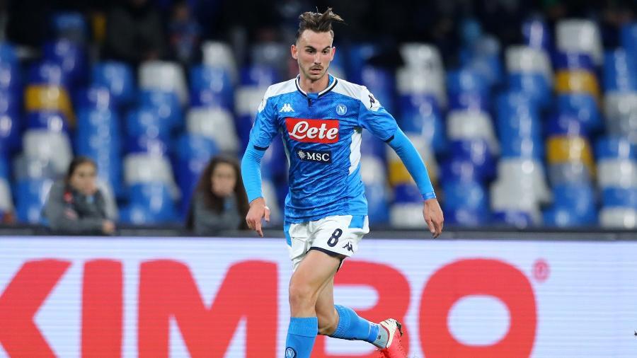 Fabian tem futuro incerto no Napoli e pode ser opção para Barcelona e Real Madrid - NurPhoto/NurPhoto via Getty Images