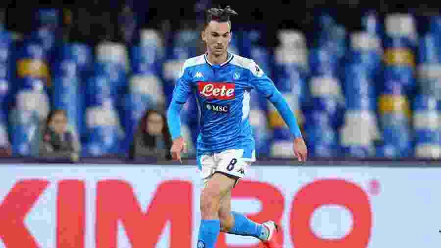 Fabian com futuro incerto no Napoli, pode ser opção para Barcelona e Real Madrid - NurPhoto/NurPhoto via Getty Images