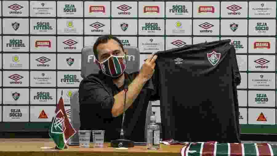 Mario Bittencourt, presidente do Fluminense - Lucas Merçon/Fluminense FC