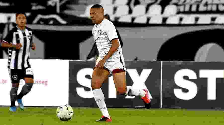 Wellington Silva acertou renovação com o Fluminense até 2022, mas ainda não foi registrado - Mailson Santana/Fluminense FC