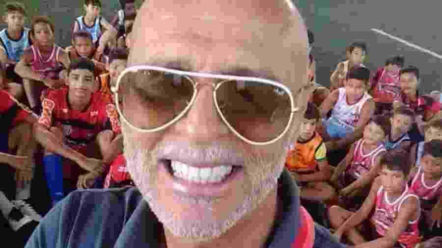 Júlio César Uri Geller, ex-jogador do Flamengo - Reprodução/Instagram