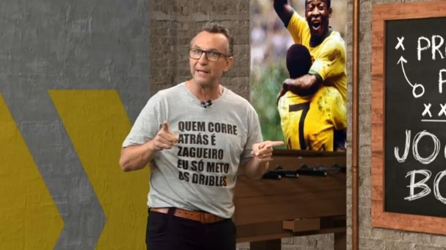 Neto diz que Muricy Ramalho vai salvar o São Paulo - Reprodução/Band
