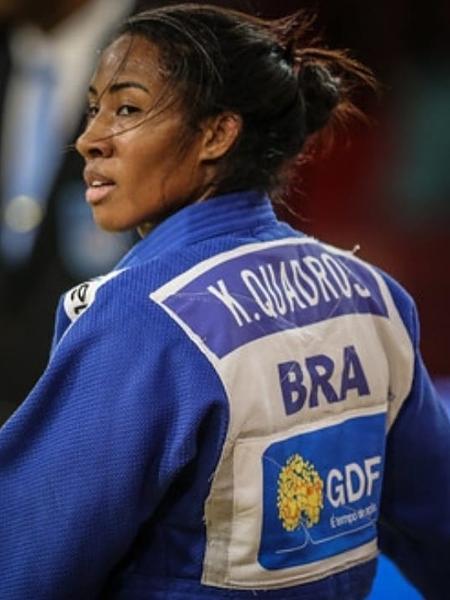 Ketleyn Quadros - Abelardo Menes Jr/Ministério do Esporte