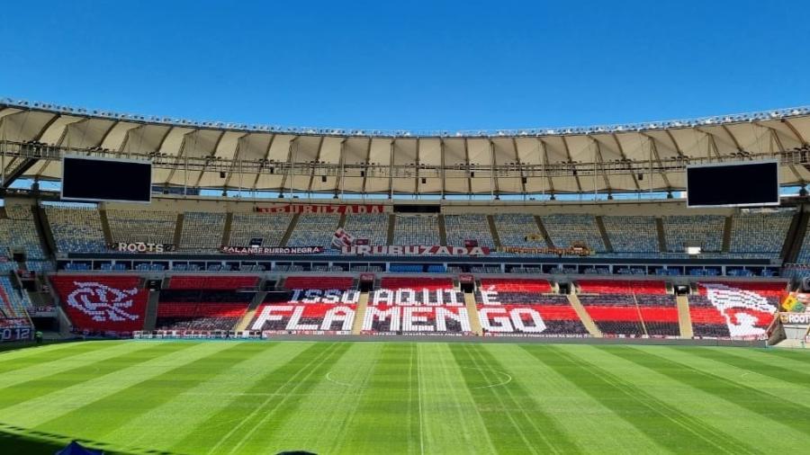 Maracanã recebe o duelo entre Flamengo e São Paulo - Flamengo